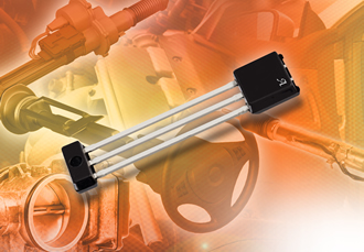 Linear hall ic with advanced diagnostics for Linear motor hall sensor