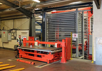 Sheet metal processing upgrade improves competitiveness