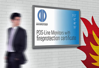 Updated and expanded range of POS line monitors on show at ISE 2017