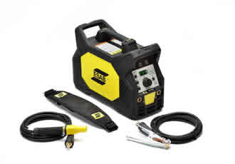 Welder offers more power in a portable package