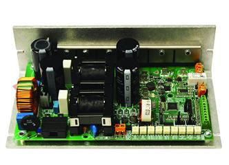 Faster braking enabled through low voltage motor control for Low voltage motor control