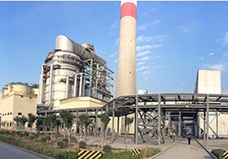 Retro-fit project for Chinese power plant