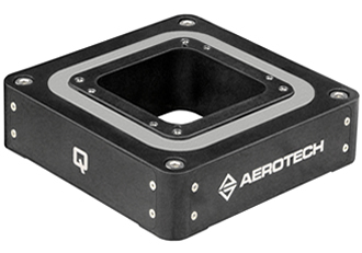 XY piezo nanopositioning stages include geometric performance