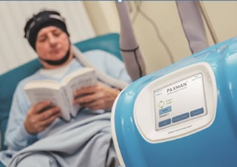 Scalp cooling system developed for chemotherapy treatment