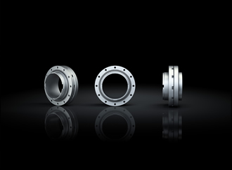 Lightweight gears range designed with largest hollow shaft