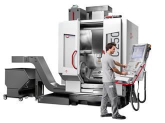 Entry-level price for machining centre