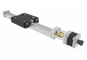 Compact actuators include SMART motors