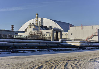 Playing a crucial role in the future of Chernobyl