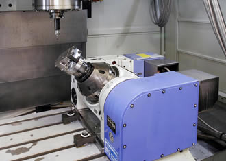 Rotary tables have adaptable workholding solutions