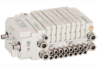 Diagnostics for pneumatics as module added to electronics platform