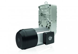 High performance hoist and angular travel drives offer efficiency