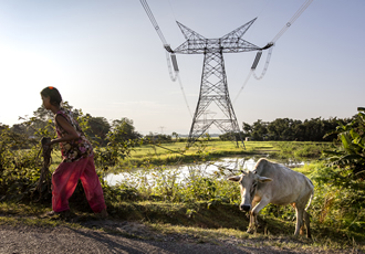 Mega deal for long distance power transmission link in India