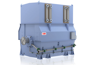 Synchronous motor sets world record in energy efficiency