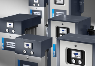 Desiccant dryers meet the strictest energy requirements