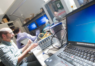 First TSN conformance tests for industrial devices