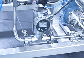 Light-weight precision flow meter suits process skids