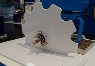 Agricultural machinery bearings on show at Agritechnica 2017