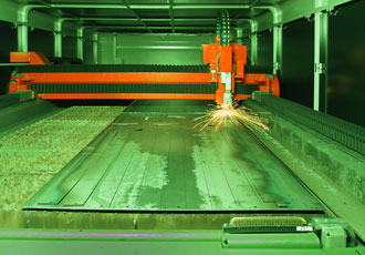 Trailer manufacturer doubles productivity with fibre laser cutting