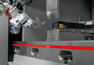 Focusing on press brakes and automation at Northern Manufacturing