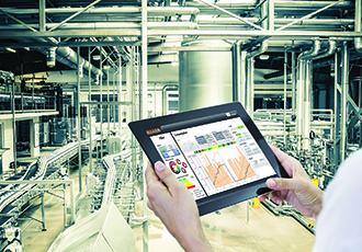 Smart technology for the smart factory