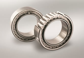 Roller bearings developed for continuous casting machines