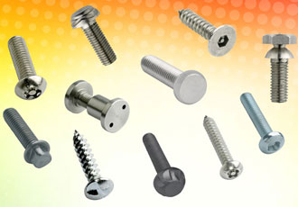 Security fasteners provide clean look while keeping installations safe