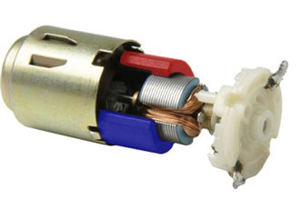 When to choose an ironless DC motor