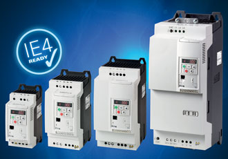 Compatible variable speed drives enhanced with control functions