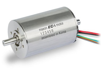 High quality DC motors feature optimised magnetic circuit
