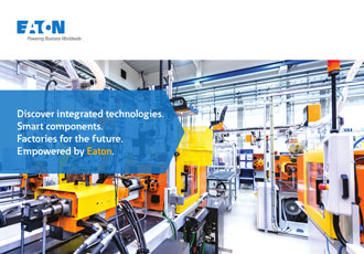 Looking at smart components and industry 4.0 solutions with Eaton