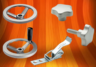 High performing stainless steel standard components