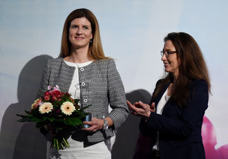 HANNOVER MESSE awards another Engineer Powerwoman prize