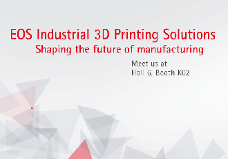 Industrial 3D printing technology for factories of the future