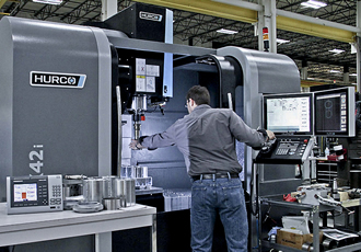 SEVEN HURCO MACHINING CENTRES IN FIVE YEARS SECURE