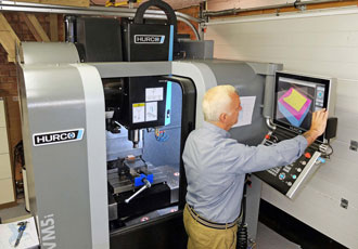 EDM company expands milling capacity with 5-axis machines