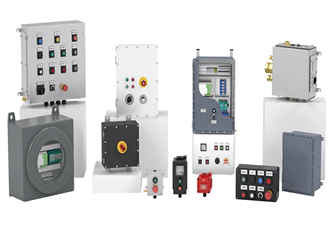 Electrical explosion protection equipment works in any situation