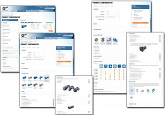 Online product configuration tool covers all the bases