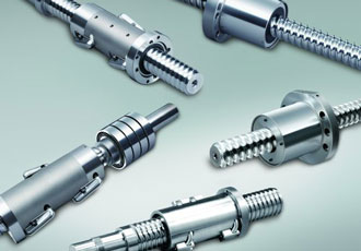 Ball screws offer greater dynamic load capacity