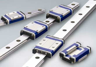 Mini linear guides bring higher dynamics to pick-and-place machines