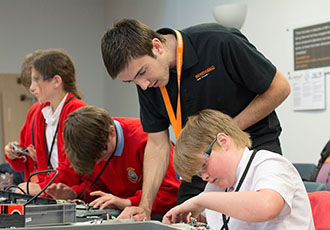STEM ambassadors inspire the engineers of tomorrow