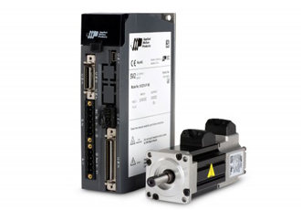 Servo drives for DC powered applications