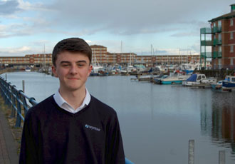 Engineering company works closely with apprenticeship scheme
