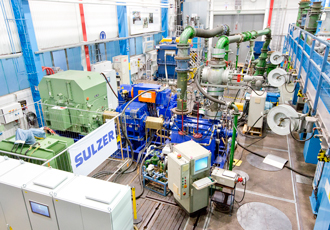 Running costs minimised in gas turbine power generation pumps