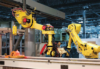 Conferences provides training in robot safety and motion control