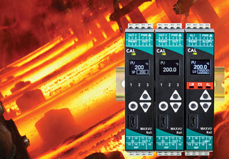 Temperature controller can be easily and quickly configured