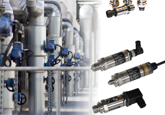 Pressure transmitters for extreme industrial environments
