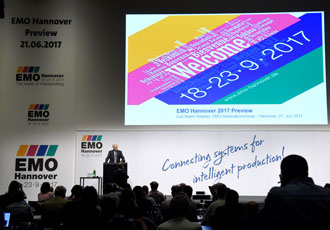 Germany's President to open EMO Hannover 2017