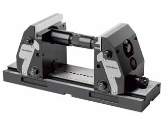 New fixture clamps down on machining precision