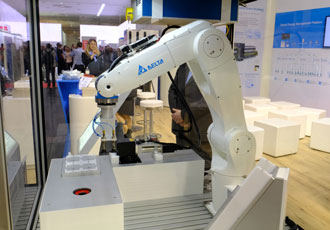 Smart Manufacturing with Integrated IIoT presented at HANNOVER MESSE