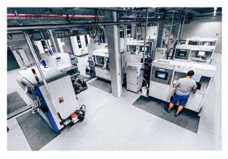 The days of the traditional machine tool are not numbered